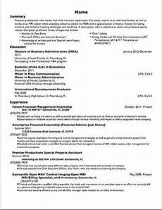 good luck with the political science graduate resume sle