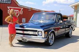 1969 Chevy C10 Pick Up V8 Auto 12 Bolt Power Steering PB