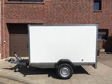 pkw anhänger koffer pkw anh 228 nger koffer transporter mar 220