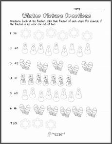 fraction worksheets identifying numerator and denominator 4041 squarehead teachers free printable for practicing identifying the parts of a fraction