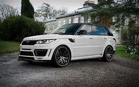 Download Wallpapers Range Rover Sport 2018 Cars Aspire