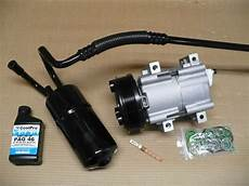 automotive air conditioning repair 1996 ford taurus engine control 1996 1999 mercury sable ford taurus 3 0l engines new a c compressor kit ebay