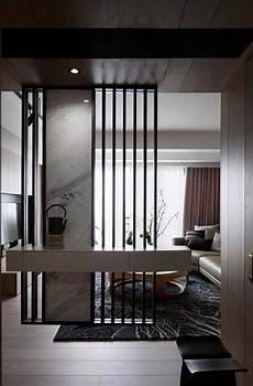 42 stunning modern partition design ideas for living room