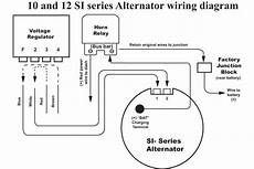 Wiring Diagram For 12 Volt Conversion Of Alternator On Ferguson To 30 by Alternator Upgrades Junkyard Builder Car Craft Magazine