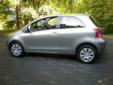 sell used 2007 toyota yaris base hatchback 2 door 1 5l 5