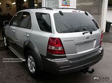 2005 kia sorento 2 5 crdi aut ex car photo and specs