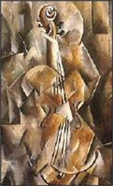 Kubismus Berühmte Bilder - beispiele