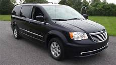 2011 chrysler town country for sale low stow n go