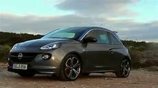 2015 Opel Adam S Im Drive Check Fahrbericht Test