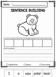 building sentences worksheets free 21032 december sentence building sentence building grade worksheets kindergarten worksheets