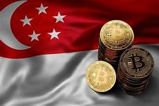 press release singapore rising as a cryptocurrency hub