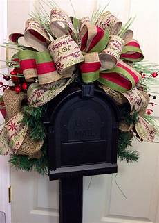 Decorations For Mailbox by Pin On Wreaths
