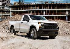 what are the 2019 chevy silverado trim levels