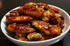 Sugarcrunch Marinated Chicken Wings