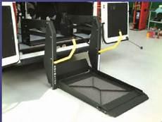 pedana per carrozzina pedana sollevatore interno veicolo elettroidraulico