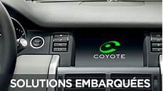 coyote series r link mode d emploi l assistant 224 la conduite communautaire coyote
