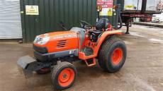 kubota stv40 hst compact tractor baujahr 2006