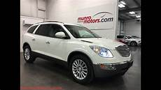 8 Passenger Buick Enclave by 2010 Buick Enclave Sold Cxl Awd 8 Passenger New Michelins