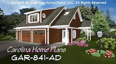 Garage Apartment Plans Prices by Low Cost Garage Apartment Plan Gar 841 Ad Sq Ft Small