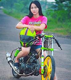 Model Modifikasi Motor kumpulan foto model motor modifikasi cantik