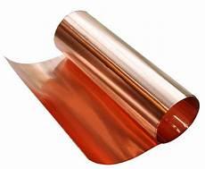 rolled copper sheet copper foil roll 6 quot 20 1 mil 001 quot thick 1 rolled copper sheet