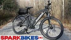 Quot Spark Quot E Bike 500 Watt Electric Bicycle Unboxing