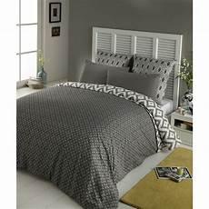 parure de lit coton parure de lit 240 x 260 cm en coton grise maloni maisons