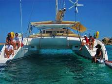 prix d une croisière croisi 195 168 re catamaran corse avec skipper