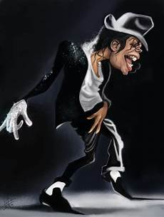 Michael Jackson Vermö - s portfolio on wittygraphy caricatures