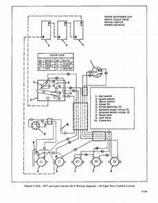 golf cart wiring diagrams toyota vintagegolfcartparts