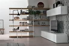 mobile libreria a parete parete attrezzata a076 con mobile porta tv pensili
