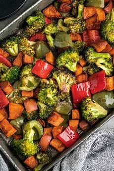 balsamic roasted vegetables joyfoodsunshine