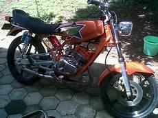 Sepeda Modif Motor by Yamaha Rx King Modif Inspirasi Keren Inspirasi Modif