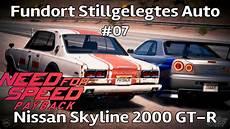 Need For Speed Payback Fundort Stillgelegtes Auto 07