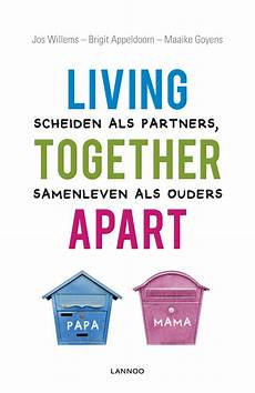 Living Apart Together - living together apart uitgeverij lannoo