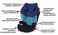 cybex solution m fix sl cybex solution m fix sl fotelik samochodowy 15 36kg 2125