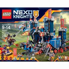 Nexo Knights Fortrex Ausmalbilder Lego Educational Toys For Children Best Set Nexo