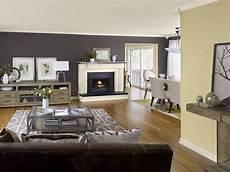 come colorare il soggiorno pitturare casa una combinazione a contrasto per il