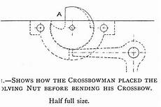crossbow plans crossbow plans google search medieval crossbow archery bows