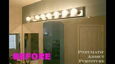 bathroom vanity light fixtures menards youtube