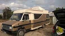 Wohnmobil Hobby 600 Kultfahrzeug Wohnwagen Wohnmobile