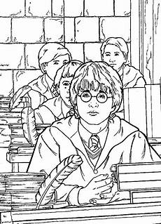 malvorlagen fur kinder ausmalbilder harry potter