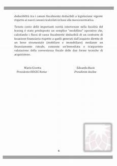 leasing mobiliare assilea novit 224 leasing 2014
