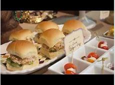 Quick Dinner Birthday Party Menu Ideas   YouTube