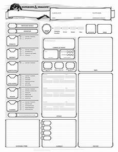 how to play d d a shoestring budget with images dnd character sheet character sheet