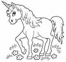 einhorn ausmalbild zum ausdrucken ausmalbilder pferde