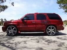 2003 Cadillac Escalade On 26 Inch Rim Only 68k Miles