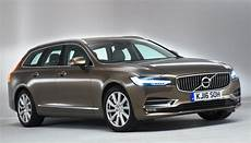 Volvo V90 Review 2019 What Car