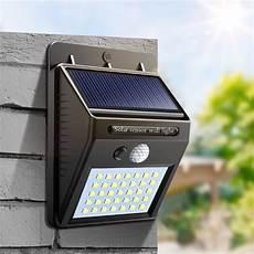 solar garden light waterproof solar led light outdoor luz led solar wall l 20 30 35 leds