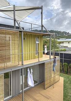 Gorgeous Modern House Design Recycling Empty Shipping Containers Costa Rica